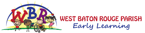 "WBR Schools ""West Baton Rouge Parish"" Logo"